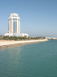 Ritz-Carlton Doha Stock Photography