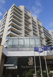 The Ritz-Carlton Herzliya in Herzliya Marina Stock Photography