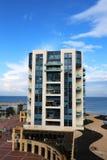 Ritz-Carlton Herzliya w Herzliya Marina Obraz Stock