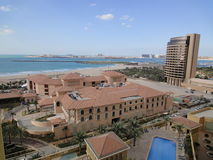 Ritz Carlton Hotel DUBAI Fotografia de Stock Royalty Free
