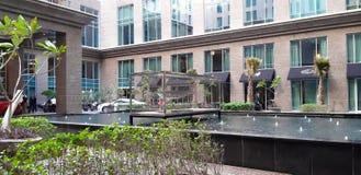 Ritz Carlton Hotel, Dubai imagenes de archivo