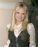 RITZ CARLTON,Kristin Chenoweth Stock Photos