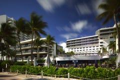 Ritz Carlton Miami Beach Stock Afbeeldingen