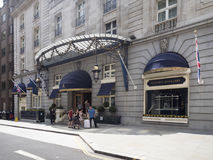 The Ritz Hotel, London Stock Image