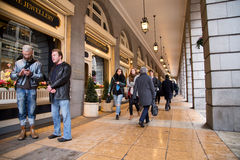 Ritz hotel, london Stock Photo