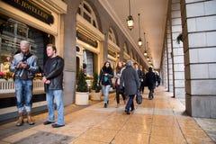 Ritz hotel, london Stock Photo