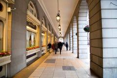 Ritz hotel, london Royalty Free Stock Photo