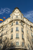 Ritz Hotel, Madrid Stock Photo
