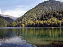 ritza λιμνών Στοκ Εικόνες