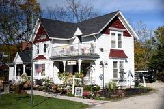 Ritzenthaler dom wiejski Zdjęcia Royalty Free