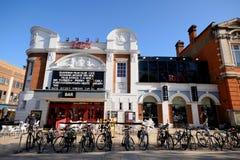 Ritzy cinema Royalty Free Stock Photo