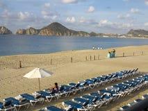RIU Santa Fe Hotel at Cabo San Lucas, Mexico Stock Photos