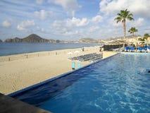 RIU Santa Fe Hotel at Cabo San Lucas, Mexico Stock Images