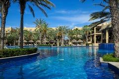 RIU Santa Fe Hotel på Cabo San Lucas, Mexico Royaltyfri Foto