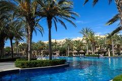 RIU Santa Fe Hotel på Cabo San Lucas, Mexico Arkivbild