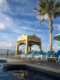 RIU Santa Fe hotel przy Cabo San Lucas, Meksyk Zdjęcia Royalty Free