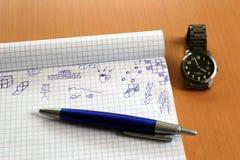 riunione Fotografie Stock