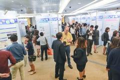 Riunione annuale della società tailandese per biotecnologia Immagini Stock Libere da Diritti