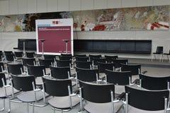 Riunione corridoio parlamentare, Reichstag, Berlino del partito Fotografia Stock