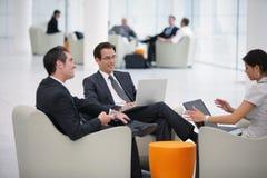 riunione d'affari Fotografia Stock