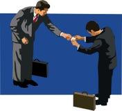 Riunione d'affari Immagini Stock Libere da Diritti