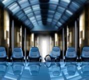 Riunione del concetto di affari del bordo Immagine Stock