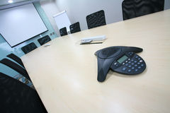 riunione della stanza moderna Fotografia Stock