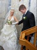 Riunione di amore Fotografie Stock