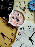 Riunisca il tempo Immagini Stock