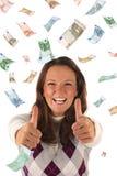 Riuscito investimento Fotografie Stock