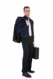 Riuscito uomo d'affari Immagine Stock