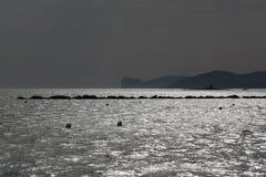 Riva Fotografie Stock Libere da Diritti