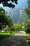 The Riva de Garda, Italy. Royalty Free Stock Images