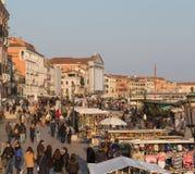 Riva Degli Schiavone Stock Images