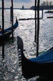Riva degli Schiavoni street at Venice, Italy Royalty Free Stock Image