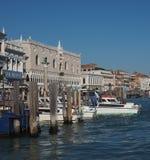 Riva-degli Schiavoni in Venetië Royalty-vrije Stock Afbeelding
