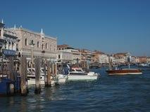 Riva degli Schiavoni in Venice Stock Photo