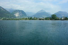 Riva del Garda Royalty Free Stock Photos