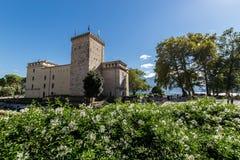 Riva del Garda images stock