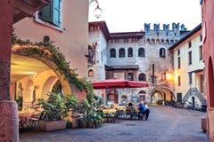Riva del Garda stock foto