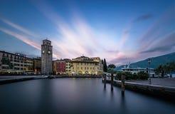 Riva del Garda images libres de droits