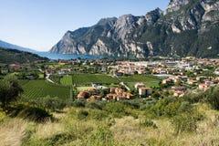 Riva del Garda Stock Image