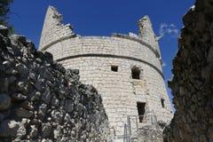 Riva del Garda - bastion Photographie stock