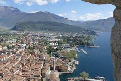 Riva del Garda - bastion Photo libre de droits