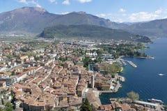 Riva del Garda - bastion Photos libres de droits