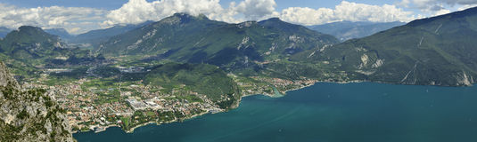 Riva del Garda & Gardasee Stock Photos