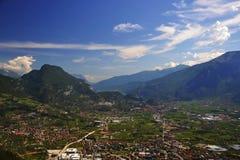 Riva del Garda, Italia Fotos de archivo libres de regalías