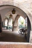 Riva del Garda, Italia immagini stock libere da diritti