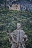 Riva del Garda, Italia Fotografia Stock