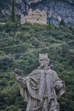 Riva del Garda Italien Arkivfoto